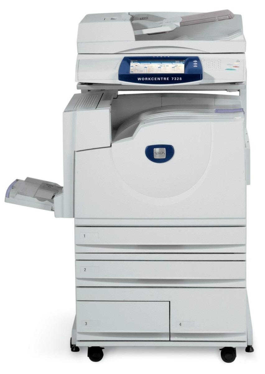 Download Xerox 7345 Printer Driver